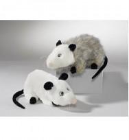 Opossum Oskar - valge